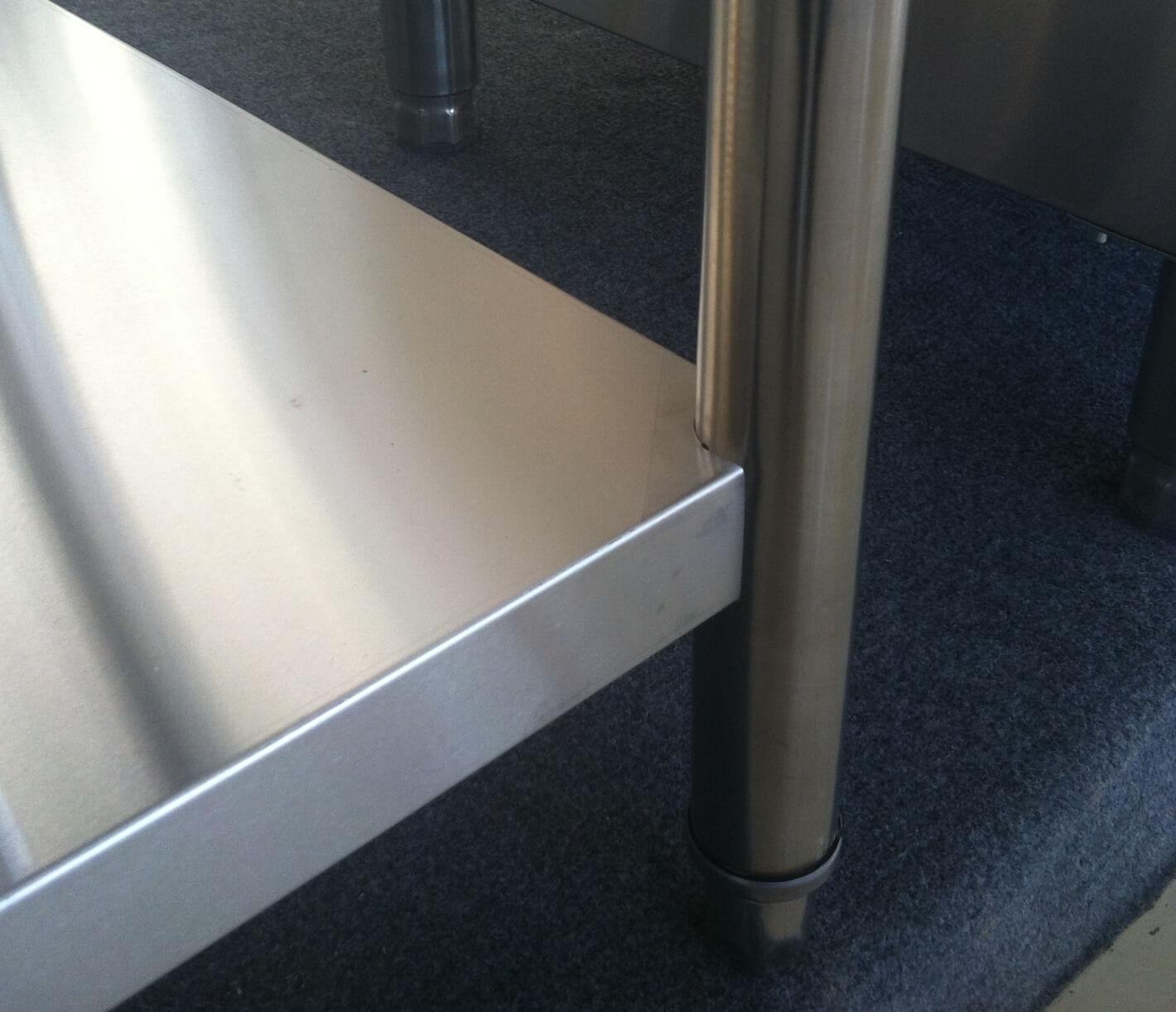 Enjoyable Stainless Steel Work Table Shandong Legend Commercial Ncnpc Chair Design For Home Ncnpcorg