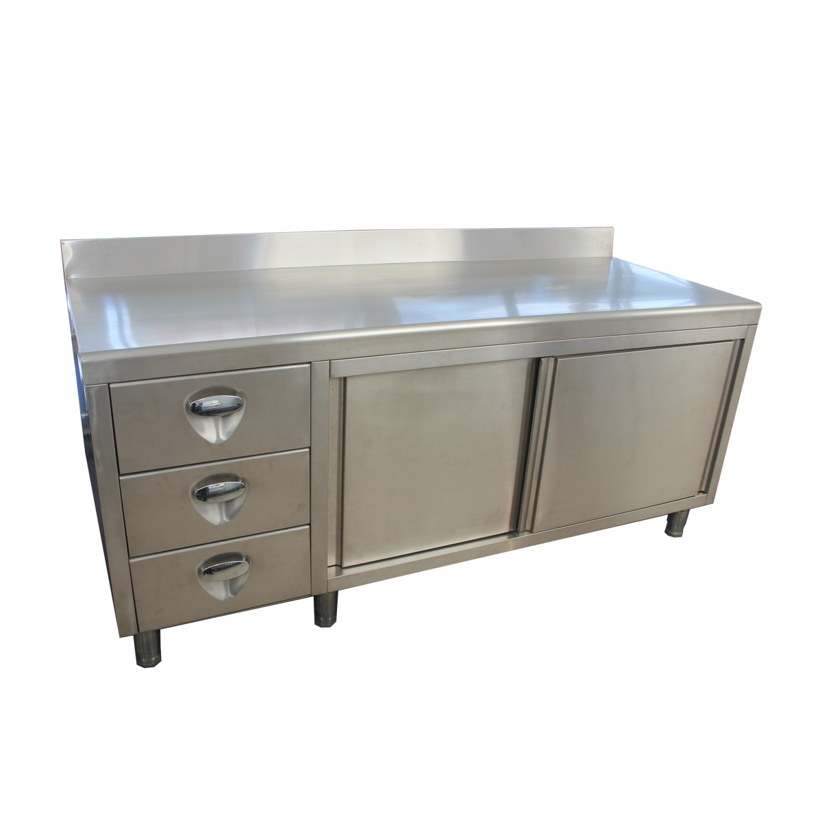 Stainless Steel Cabinet With Drawers Shandong Legend Commercial