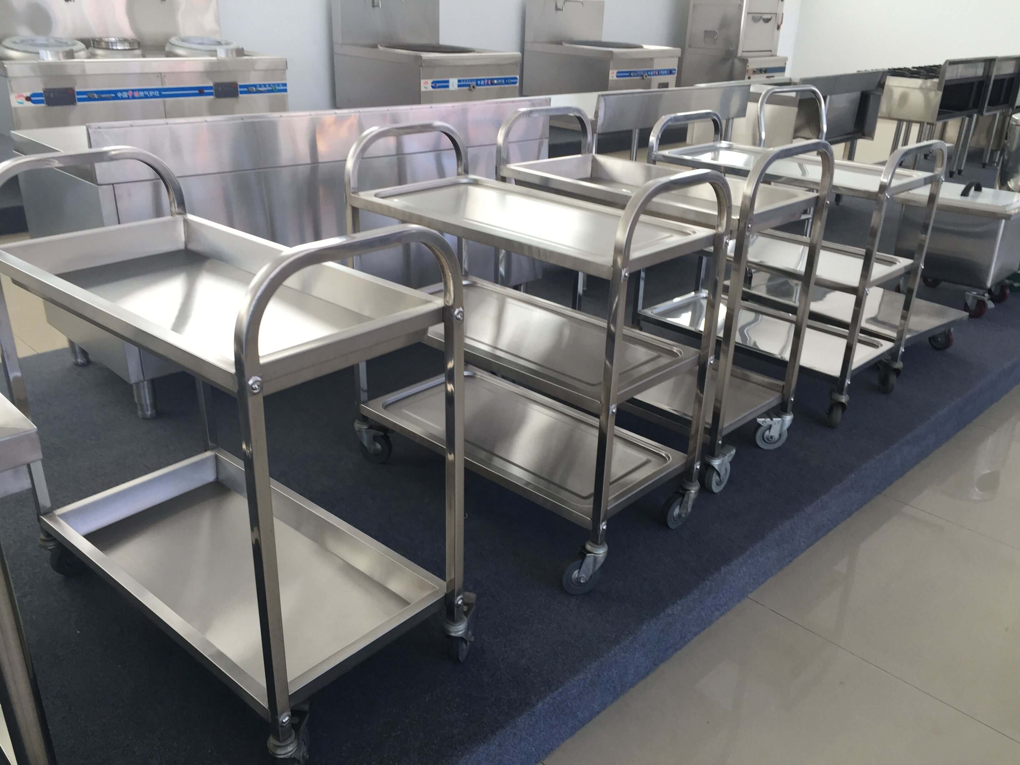 Stainless Steel Tables and Benches1